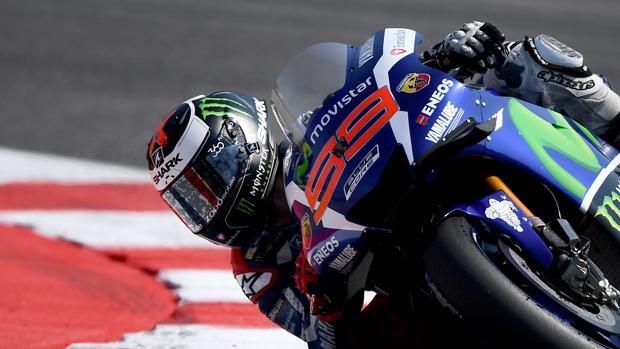 MotoGP:  Lorenzo: «Fue la mejor vuelta de mi vida»