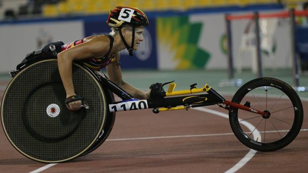 Marieke Vervoort busca dos medallas en los Juegos de Río
