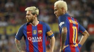Un Barça sin alma sucumbe en el Camp Nou