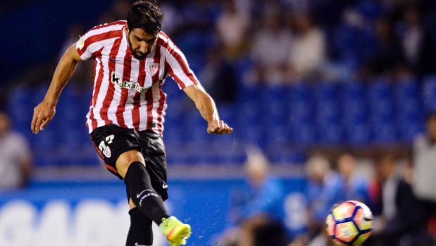 Raúl García da los primeros puntos al Athletic