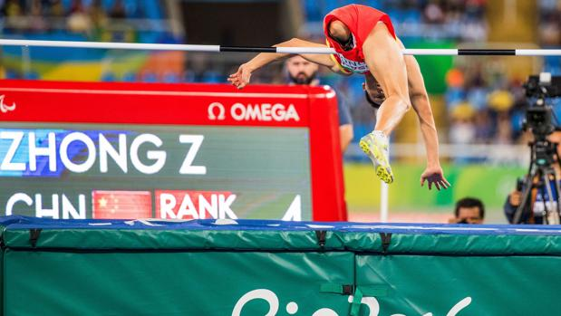 Paralímpicos Río 2016:  El increíble salto de altura con una sola pierna
