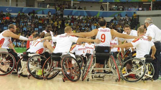 Paralímpicos Río 2016:  España, más cerca de acceder a cuartos como primera