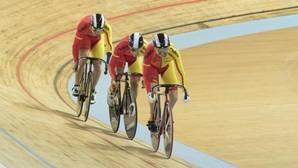 El equipo de velocidad gana el bronce