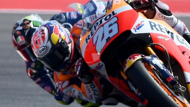 MotoGP:  Pedrosa vuelve a ser Pedrosa