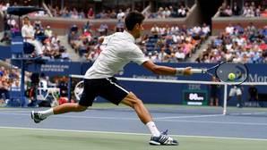Wawrinka sorprende a Djokovic y gana su primer US Open