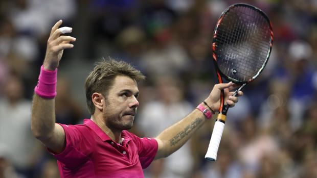 US Open:  Wawrinka sorprende a Djokovic y gana su primer US Open