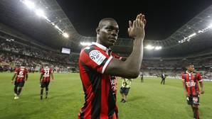 Balotelli «resucita» en Niza