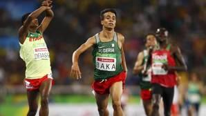 Cuatro paralímpicos hubieran ganado el oro olímpico en 1.500 metros