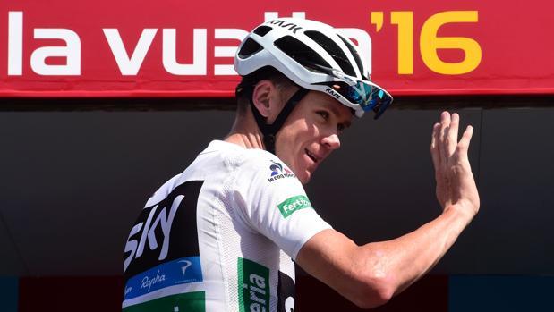 Vuelta a España:  Froome honró la Vuelta