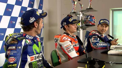 MotoGP:  Las grandes broncas de Valentino Rossi