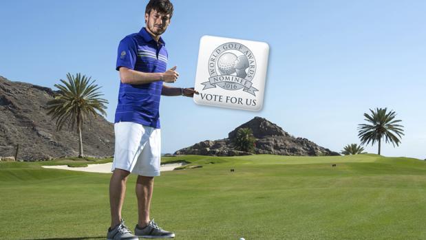 Silva da su apoyo Anfi Tauro golf