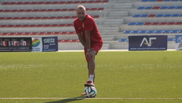Fran Yeste, técnico del Eldense hasta esta temporada