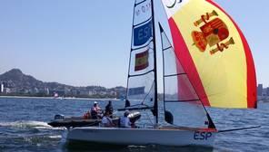 Sin viento en la segunda jornada paralímpica