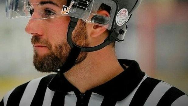 Pavel Lainka, el árbitro fallecido