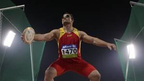 David Casinos cierra su leyenda con un bronce
