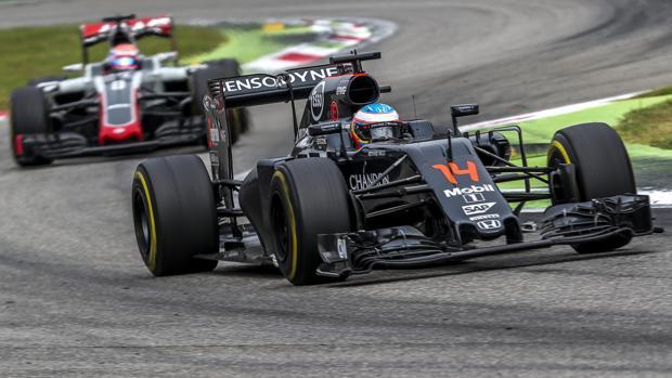 Fórmula 1:  McLaren se compromete a desarrollar su coche hasta final de 2016