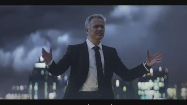 Champions:  Mourinho, como nunca antes lo habías visto