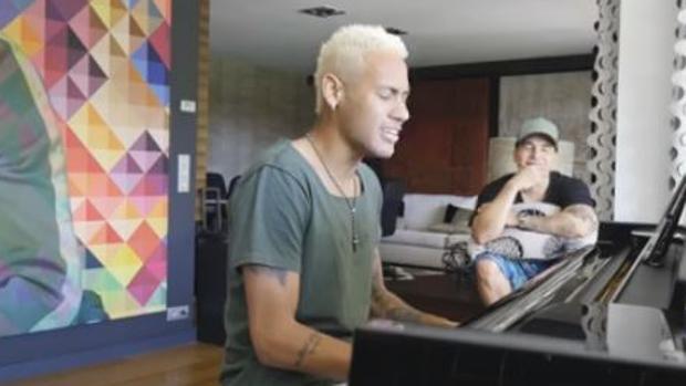 Así «suena» la canción de Neymar