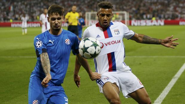 Lyon-Dinamo Zagreb:  El Lyon espanta a la crisis con una goleada