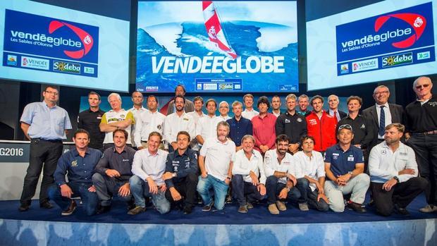 Se presentó la Vendée Globe