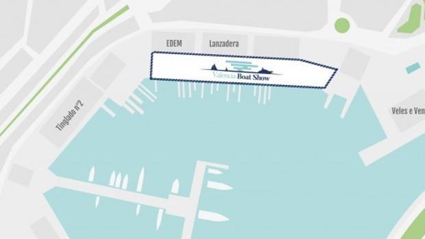 Valencia Boat Show presenta su nueva ubicación