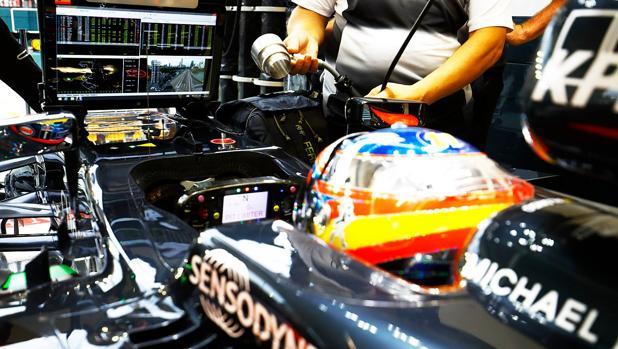 Verstappen, el más rápido en el primer libre
