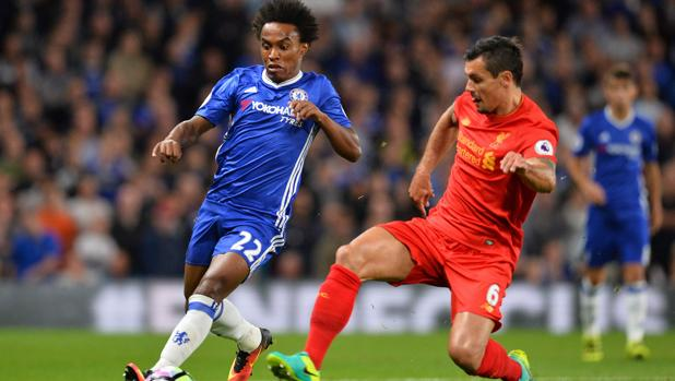 Premier League:  El Liverpool sorprende al Chelsea en Stamford Bridge