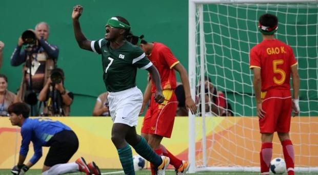 Juegos Paralímpicos:  El maradoniano gol de Jefinho en Río 2016