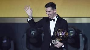 Adiós al FIFA Balón de Oro