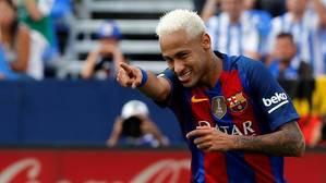 Laudrup llama provocador a Neymar por pisar el balón