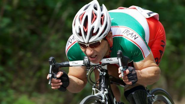 Paralímpicos Río 2016:  Muere el ciclista iraní Golbarnezhad tras una dura caída en la prueba de carretera