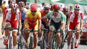 Muere el ciclista iraní Golbarnezhad tras una dura caída en la prueba de carretera