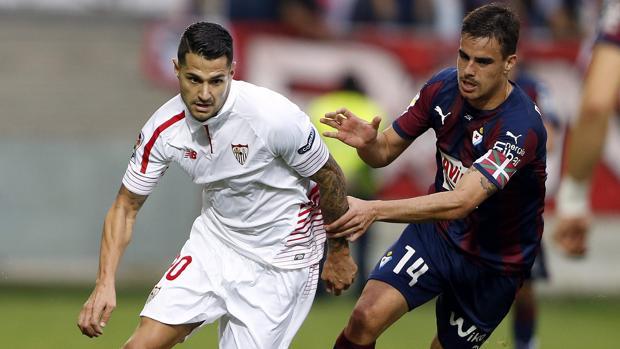 En directo: Eibar - Sevilla FC