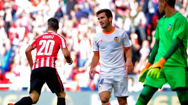 Athletic-Valencia:  Aduriz hunde aún más al Valencia