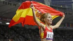 Elena Congost lidera la fiesta española en el maratón