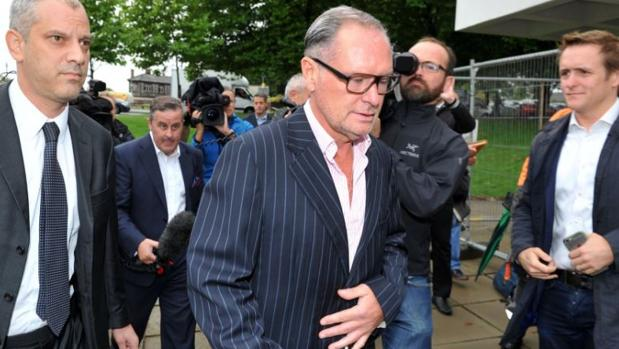 Paul Gascoigne se declara culpable de un chiste racista