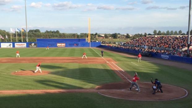 Béisbol:  España, subcampeona de Europa
