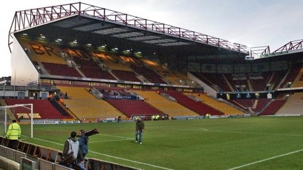 Estadio del Bradford, equipo de la League 1 inglesa