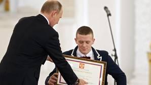 Putin vuelve a la carga con el dopaje