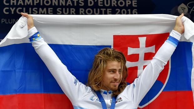 Sagan, campeón del mundo y campeón de Europa