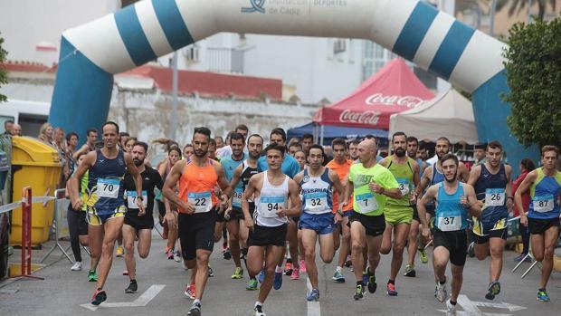 La segunda edición de la Milla Verde Ciudad de Cádiz se correrá el 9 de octubre