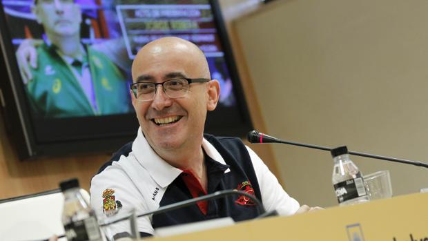 Jordi Ribera, nuevo seleccionador nacional de balonmano