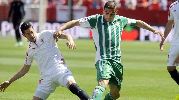En directo: Sevilla FC - Real Betis