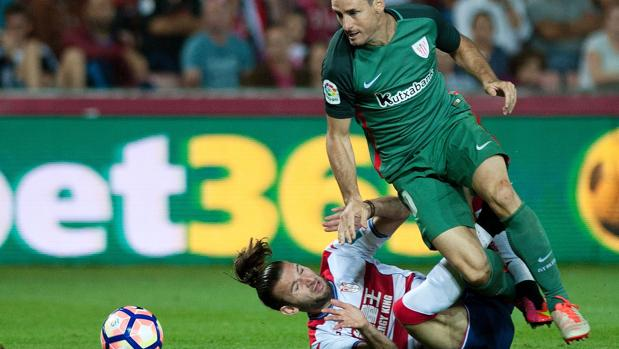 Granada-Athletic:  Tercer triunfo seguido del Athletic ante un Granada que sigue sin ganar