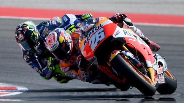 MotoGP y Fórmula 1 coincidirán siete fines de semana en 2017