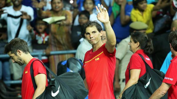 Copa Davis:  Croacia, primer escollo para España en su regreso al Grupo Mundial
