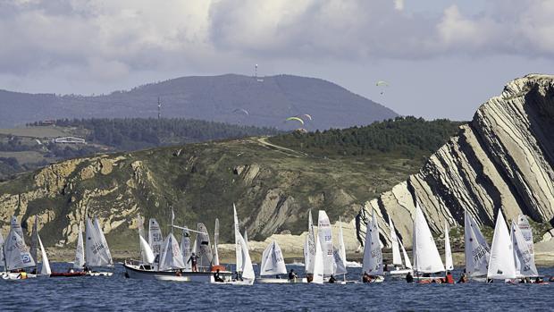 150 embarcaciones en el Trofeo José Luis de Ugarte