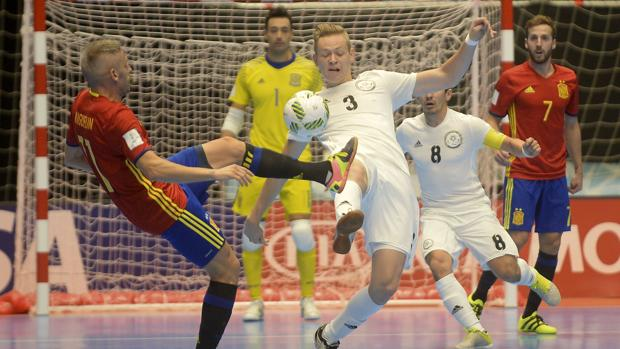 Fútbol Sala | Mundial:  España vence a Kazajistán y buscará las semifinales ante Rusia