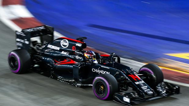 Fórmula 1:  Apple negocia la compra de McLaren