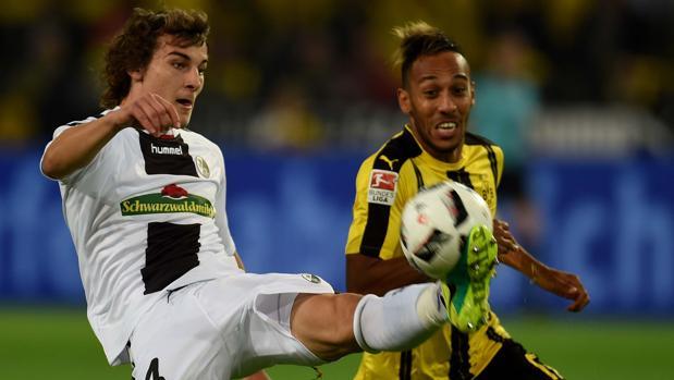 Dortmund-Friburgo:  El Dortmund suma y sigue antes de recibir al Real Madrid